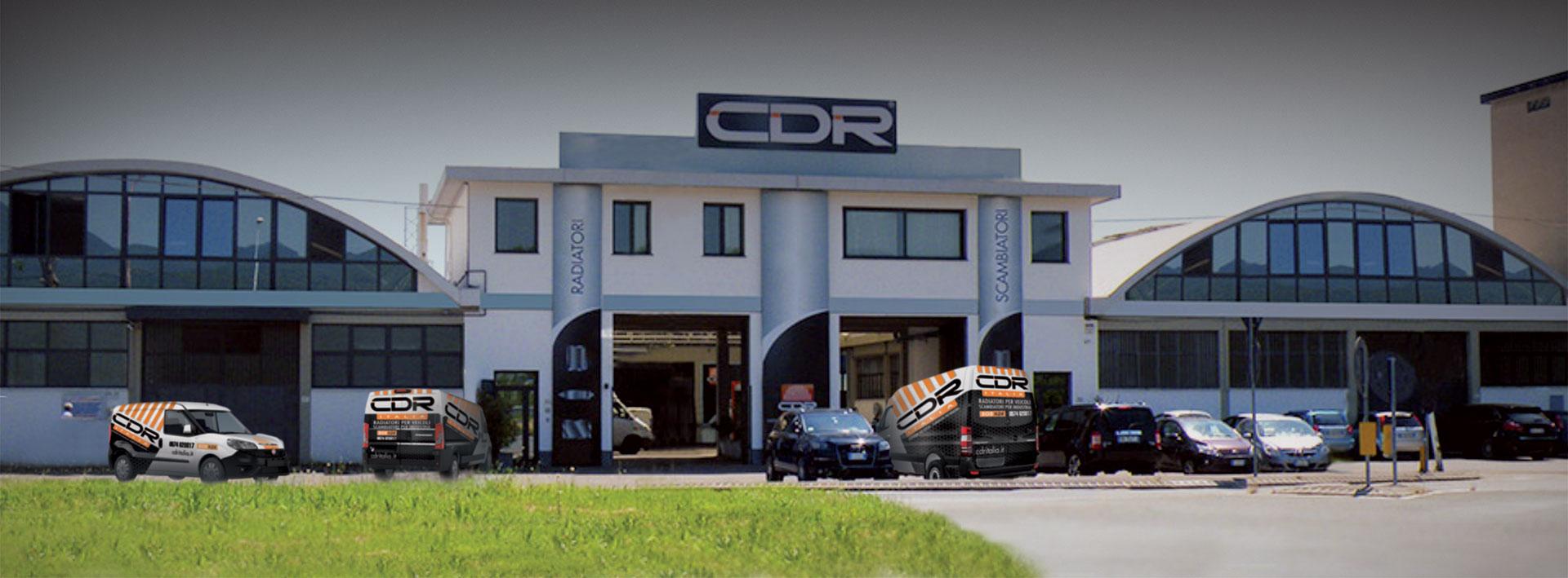 CDR Italia - Radiatori, scambiatori di calore e FAP 1