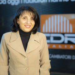 Direttrice amministrativa Caterina Malanga