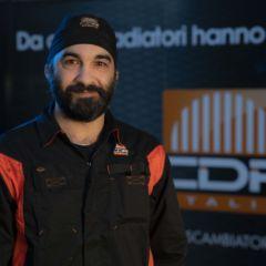 Diego Tarice saldatore specializzato