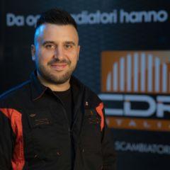 Marco Tartoni saldatore specializzato